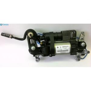Компрессор пневматической подвески VW Touareg NF