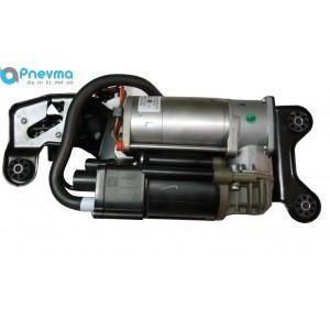 Компрессор пневматической подвески BMW X5 F15, X6 F16