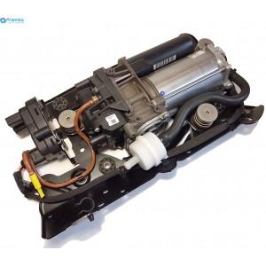 Компрессор пневматической подвески Audi A8 D5, 4N